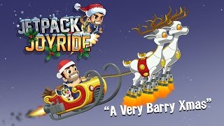 getlinkyoutube.com-Jetpack Joyride  - A Very Barry Xmas