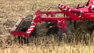 Min-till Stubble Cultivator with the Proforge Disrupta.