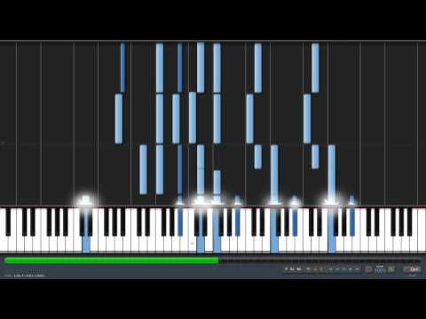 Elton John - Can You Feel The Love Tonight (Piano)