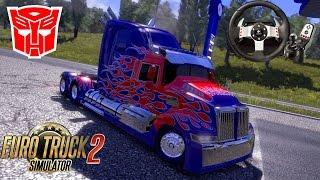 getlinkyoutube.com-Direksiyon Seti ile ETS 2 // Optimus Prime[Marik Tırı Ele Geçiriyor]