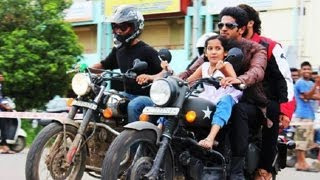 getlinkyoutube.com-Inspired by Neelakasham Pachakadal Chuvanna Bhoomi | Dulquer Salmaan, Sunny Wayne | Movies
