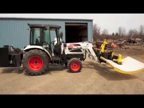 Skid Steer Wood Processor