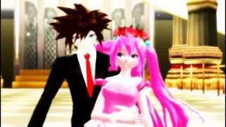 getlinkyoutube.com-【MMD】Gibpuri X Sora \=cantarella/=【Test Model】 ! [HD 720p]