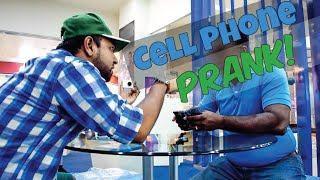 getlinkyoutube.com-CELLPHONE PRANK (GONE WRONG)