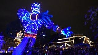 getlinkyoutube.com-Paint the Night Parade, Disneyland Park, Disneyland Resort
