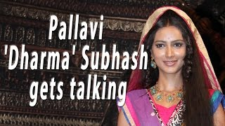 getlinkyoutube.com-Pallavi 'Dharma' Subhash gets talking