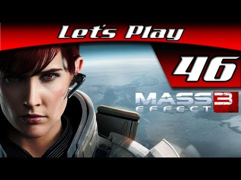 Mass Effect 3 Walkthrough - Part 46 - Tuchanka: Rescue The Scouts (Female Shepard)