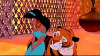 getlinkyoutube.com-Aladdin -Un mundo ideal + escena del balcón- Fandub Latino By Longcat y 100music