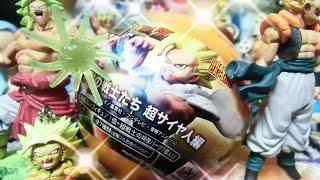 getlinkyoutube.com-ドラゴンボールZ!伝説の戦士たち 超サイヤ人編 「七星球!最後に登場ファイナルフラッシュべジータ!」 PART7 フィギュア開封レビュー DRAGON BALL CAPSULE