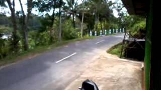 getlinkyoutube.com-Honda CB 125 Modif Mesin Tiger VTwin