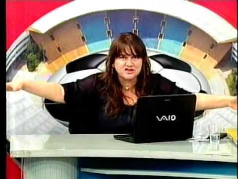 Programa Papo de Bola exibido dia 05 de Novembro de 2012