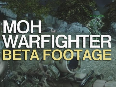 Medal of Honor Warfighter BETA footage 1080P
