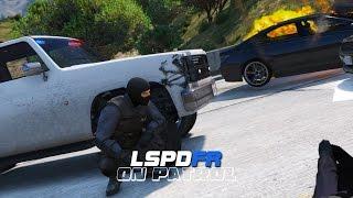 getlinkyoutube.com-LSPDFR - Day 70 - SWAT
