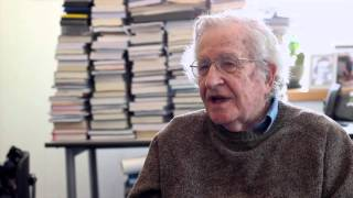 Noam Chomsky - Teachers Make a Difference - Rose Wachter