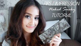 NAKED SMOKY : First Impression, Review, Tutorial | Bahasa | Nadya Aqilla