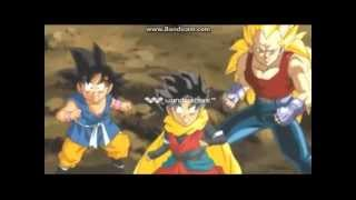 getlinkyoutube.com-Dragon Ball Heroes Galaxy Mission All PV(so Far)