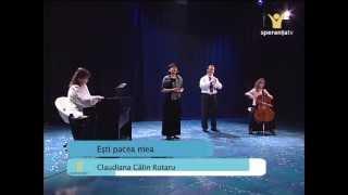Claudiana Calin Rotaru - Esti pacea mea
