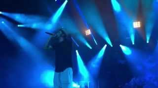 J. Cole - Forest Hills Drive Tour 02 Arena London (LIVE FRONT ROW)