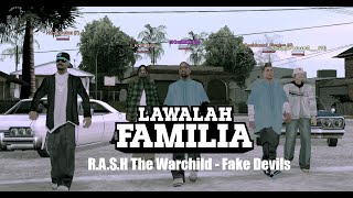 getlinkyoutube.com-R.A.S.H The Warchild - Fake Devils (GTA SA-MP Unofficial Animated MV)
