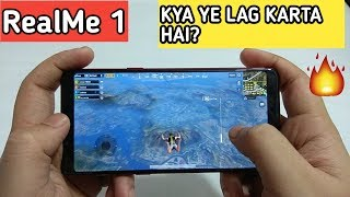 Oppo Realme 1 Gaming Review - Kya Ye Heat Karta Hai??🔥🔥