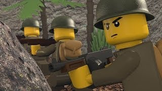 LEGO WAR IN THE PACIFIC 2