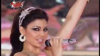getlinkyoutube.com-Habibi Ana - Haifa Wehbe حبيبى أنا - حفلة - هيفاء وهبى