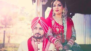 getlinkyoutube.com-HD Punjabi Wedding Highlights - Melbourne || Nav and Preet