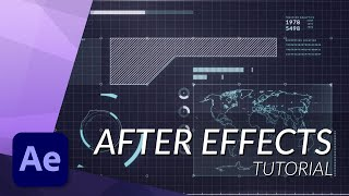 getlinkyoutube.com-HOW TO MAKE AN AWESOME FUTURISTIC HUD IN AFTER EFFECTS