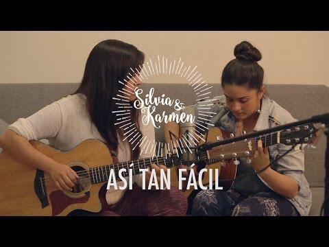 Asi Tan Facil de Silvia Karmen Letra y Video