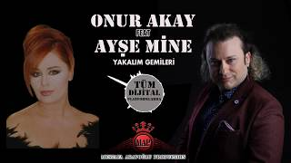 Onur Akay, usta sanatçı Ayşe Mine ile düet yaptı!