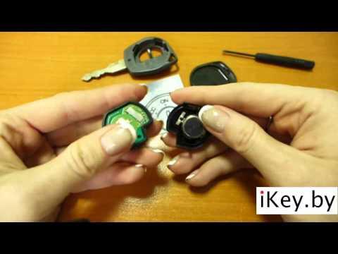 Замена батарейки в ключе СУЗУКИ Свифт, Сплеш, SX4,Игнис, Wagon,Лиана, Гранд Витара