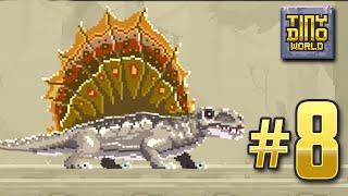 getlinkyoutube.com-Dimetrodon attacks!! - Tiny Dino World | Ep8