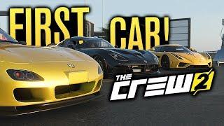 The Crew 2 FULL Walkthrough   FIRST CAR... PLANE & BOAT! - Part 1