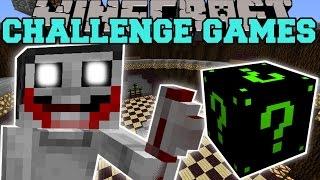getlinkyoutube.com-Minecraft: JEFF THE KILLER CHALLENGE GAMES - Lucky Block Mod - Modded Mini-Game