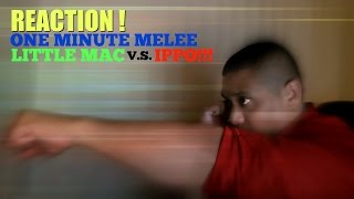 getlinkyoutube.com-Reaction: One Minute Melee - Little Mac v.s. Ippo