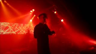 "getlinkyoutube.com-Project Pitchfork ""Souls"" Markthalle Hamburg 03.10.13"