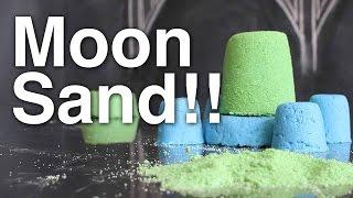 getlinkyoutube.com-DIY Moon Sand!!