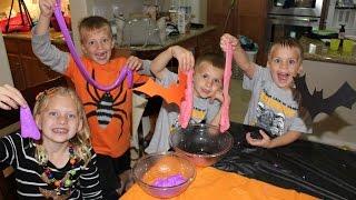 getlinkyoutube.com-24 Hours With 5 Kids on Halloween