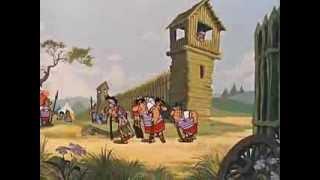 getlinkyoutube.com-Asterix O Galatis 1967 (Greek audio) Αστερίξ Ο Γαλάτης movie