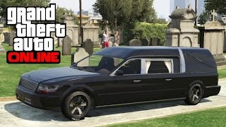 getlinkyoutube.com-GTA 5 Online - How to Find a Romero Hearse