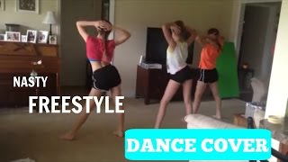 getlinkyoutube.com-Nasty Freestyle clean (dance cover)