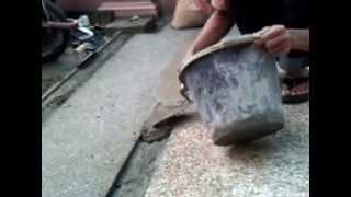getlinkyoutube.com-cara pemasangan batu alam (koral sikat)