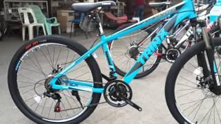 getlinkyoutube.com-รีวิวจักรยานเสือภูเขาTrinX m136 ราคา 5100 บาท