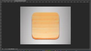 getlinkyoutube.com-Photoshop Tutorial - Create iOS App Icon