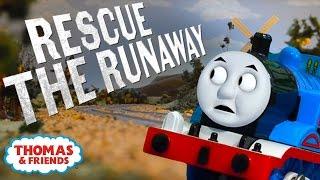 getlinkyoutube.com-Thomas & Friends: Rescue The Runaway | Thomas & Friends