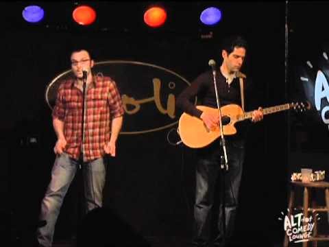 The Doo Wops - The Altdot Comedy Lounge - April 18, 2011
