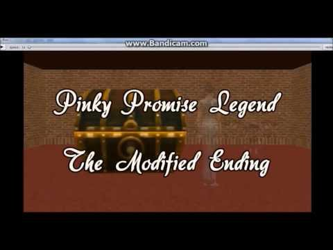[UC Alice Project]Pinky Promise Legend - The Modified Ending