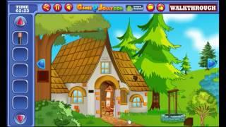 getlinkyoutube.com-Man Forest Escape Walkthrough - Games2Jolly