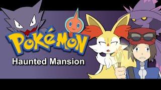 getlinkyoutube.com-Pokemon - Haunted Mansion
