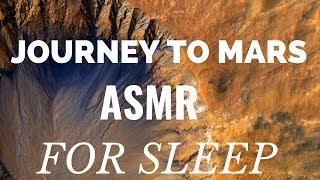 Journey to Mars ASMR SLEEP STORY